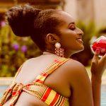 Neema Nkatha Kinoti, a Kenyan entrepreneur celebrating African culture through her unique designer swimwear