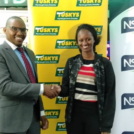Ohana Family Wear Limited Securing a deal with Tusker Mattresses Limited (Tuskys) Biggest retail chain in Kenya